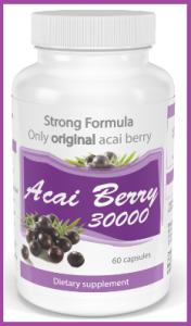 acai berry 30000 opinie